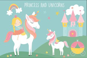 Princess & Unicorns
