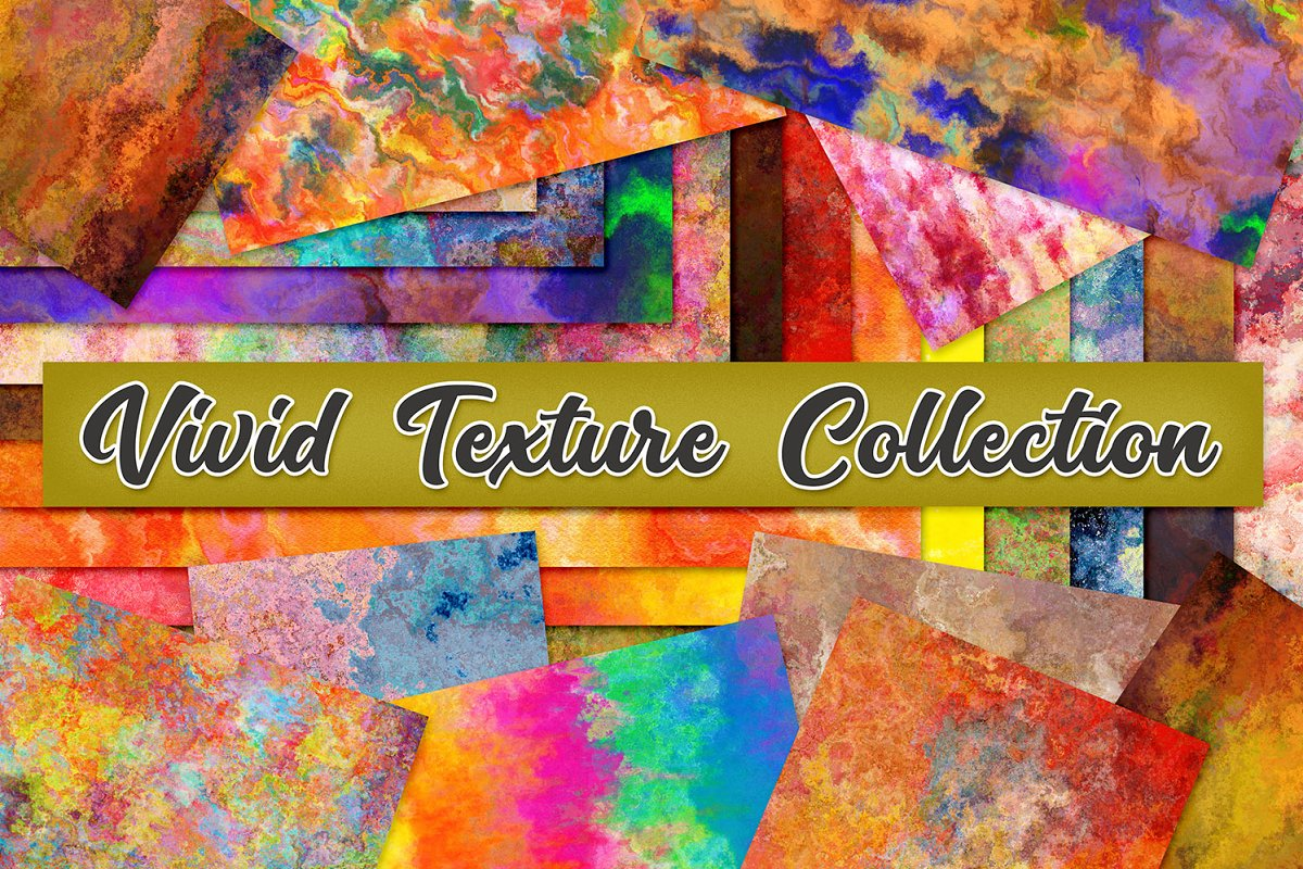 Vivid Texture Collection
