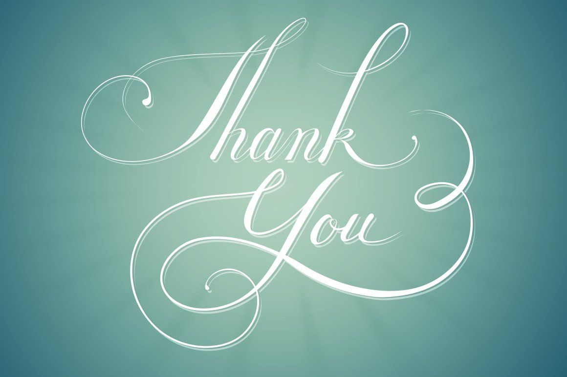 thank you vector shape psd graphic objects creative market