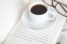 Stock Photo - Lifestyle - Books #02 by  in Arts & Entertainment