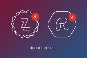 Bundle CC2015: Zeick 4 + Renamy 4