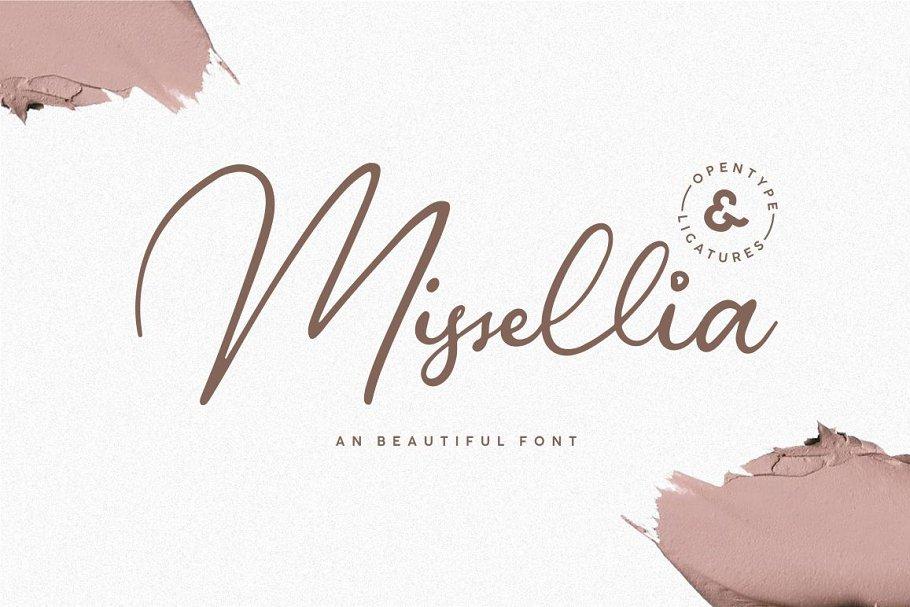 Missellia Script