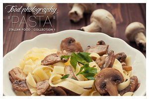 ITALIAN Food Photo Bundle