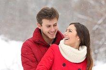 Couple falling in love in winter.jpg