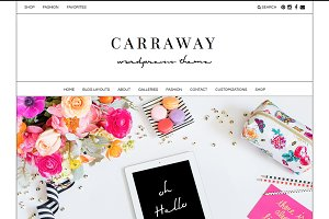 The Carraway Theme