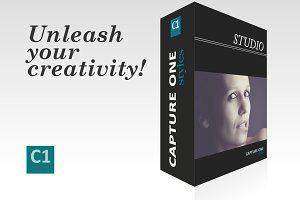 Studio// Short Pack – Capture One
