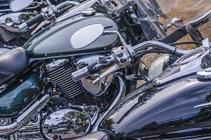motorbike rear mirror