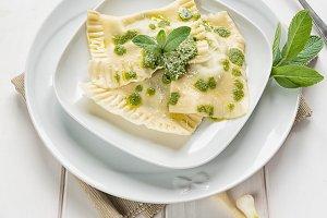 Italian Food - Ravioli