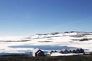 Snow houses