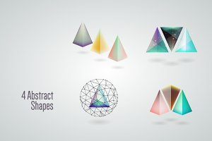 4 Abstract shapes