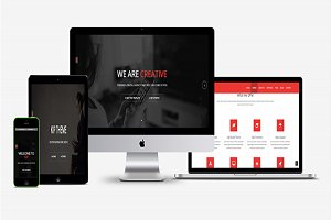 KIP - Responsive Business Template