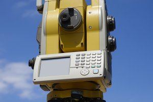 Total Station for surveying