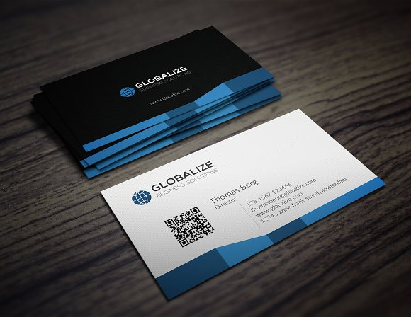 Corporate Business Card Vol. 04 - Business Cards