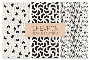 Chevron Seamless Patterns Set 2