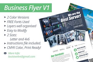 Multipurpose Business Flyer V1