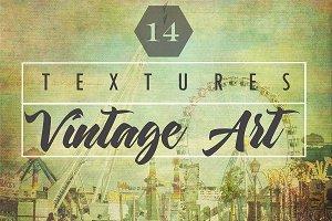 Vintage Art textures