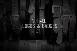 Vintage Logos & Badges #1