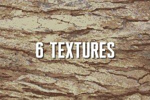 6 Vector Textures + JPG