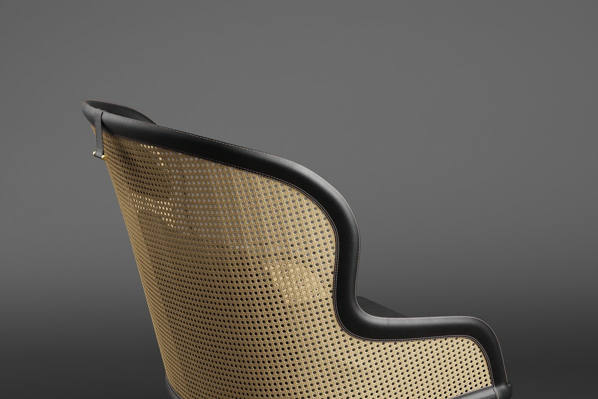 Dandy armchair in Furniture - product preview 3