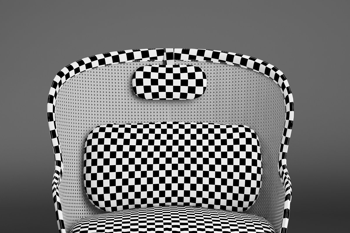 Dandy armchair in Furniture - product preview 4