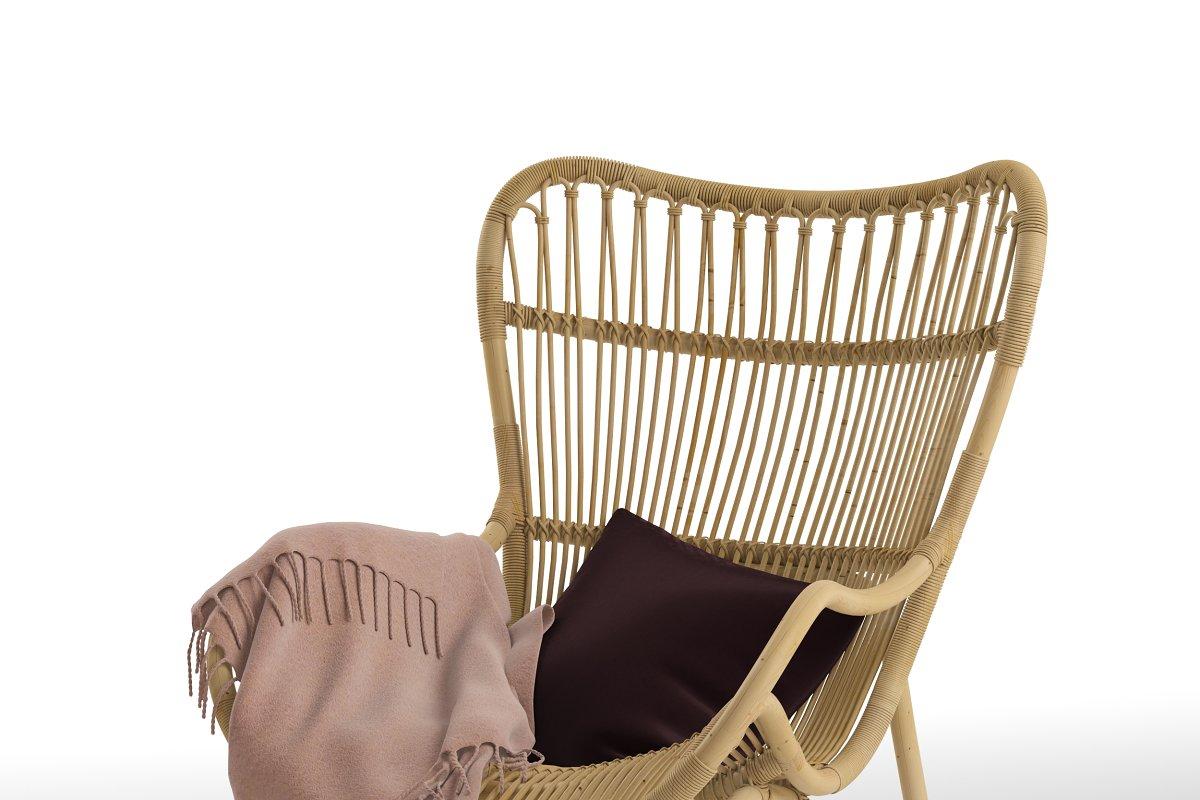 C110 Highback Lounge Chair