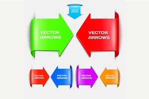 Set vector arrows