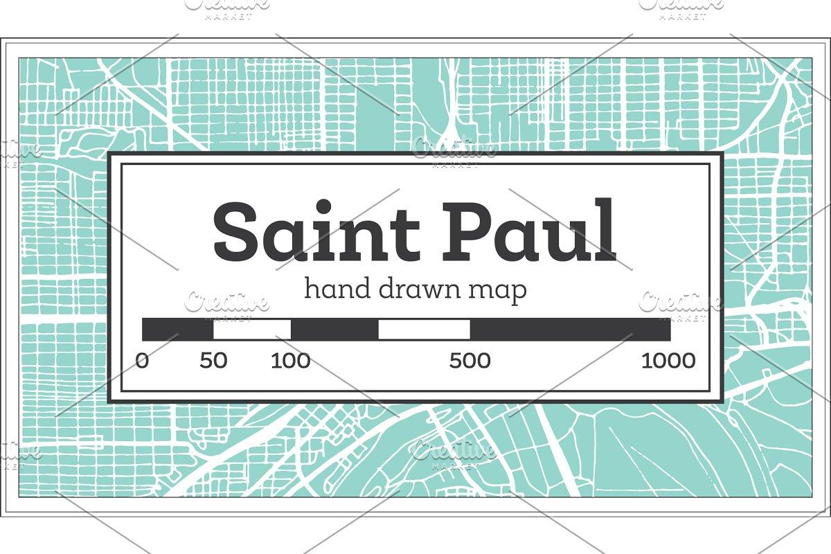 Saint Paul Minnesota USA City Map ~ Illustrations ~ Creative ... on hibbing minnesota on map, crookston minnesota on map, saint louis missouri on map, lakeville minnesota on map, saint paul minnesota christmas, roseville minnesota on map, ely minnesota on map, champlin minnesota on map, mankato minnesota on map, oakdale minnesota on map, minneapolis minnesota on map, moorhead minnesota on map, pipestone minnesota on map, bloomington minnesota on map, rosemount minnesota on map, brainerd minnesota on map, rochester minnesota on map, buffalo minnesota on map, new hope minnesota on map, duluth minnesota on map,