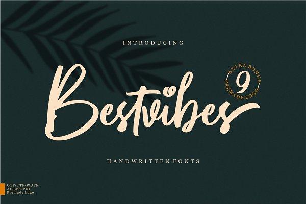 Bestvibes - Handwritten