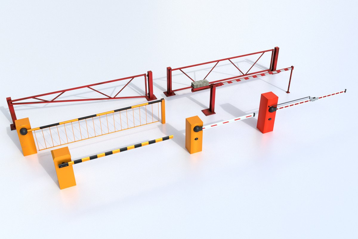 Boom Barrier Gates Urban Equipment S
