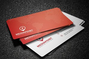 Creative Corporate Business Card-35