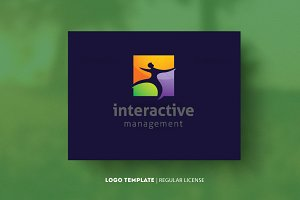 Interactive Management Logo