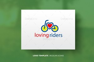 Loving Riders Logo