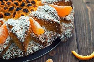 Mandarine cake
