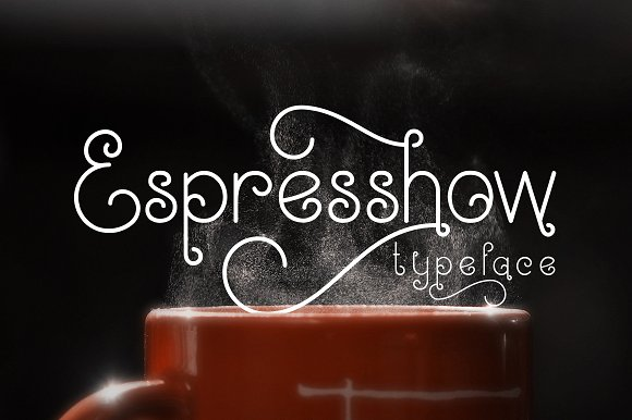 20 Coffee Inspired Fonts For Hipster Logos and Labels ~ Creative