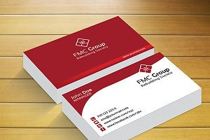 FMC Group Business Card