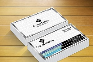 Global Media Business Card
