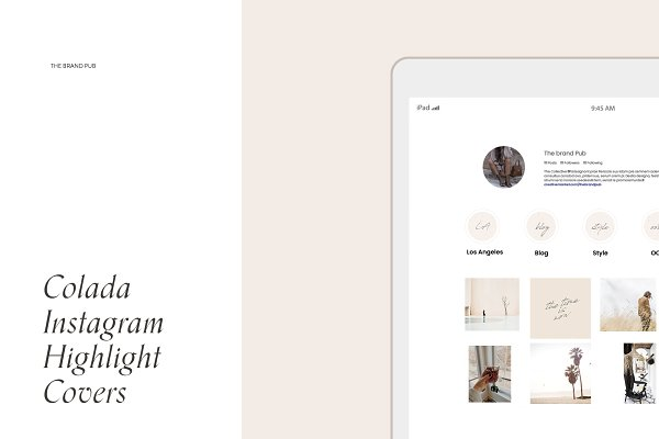 Instagram Templates Creative Market