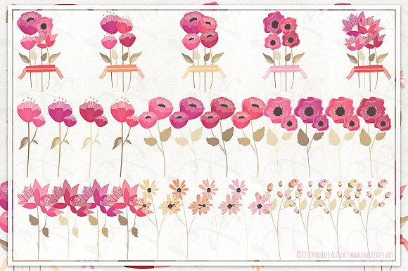 Springtime 03 - Graphics Pack in Illustrations - product preview 3