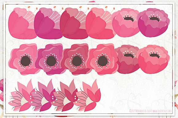 Springtime 03 - Graphics Pack in Illustrations - product preview 4