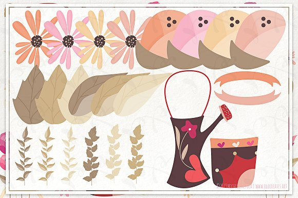Springtime 03 - Graphics Pack in Illustrations - product preview 5