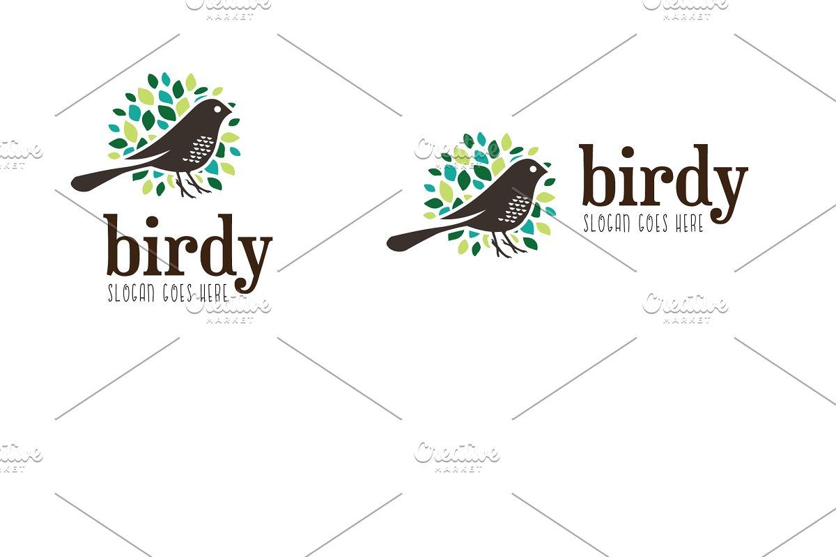 bird naturaly logo