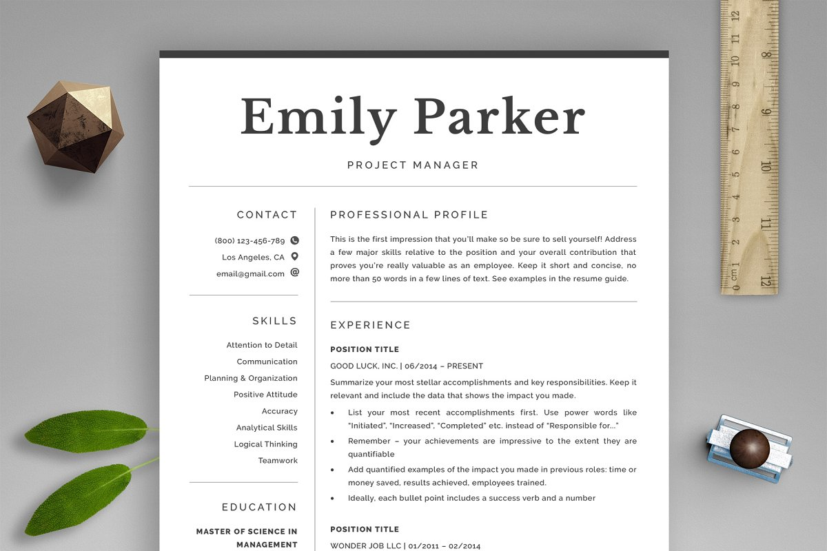 0 resume template emily  - Good marketing manager resume sample docx documents 5 youtube that became killers