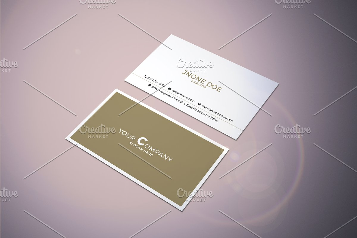 Only Business Card