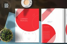 Proposal by  in Brochures