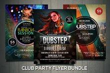Club Party Flyer / Bundle