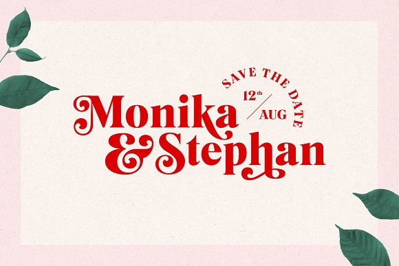 Mogan Font + Extras in Display Fonts - product preview 6