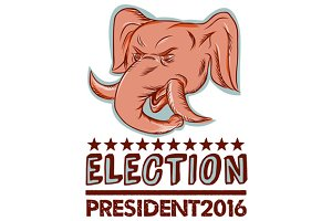 Election President 2016 Republican E