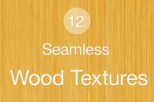 12 Seamless HD Wood Textures
