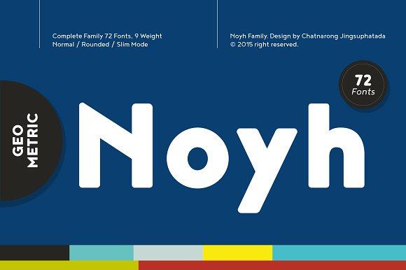 Noyh (Update v1.1) - Sans Serif