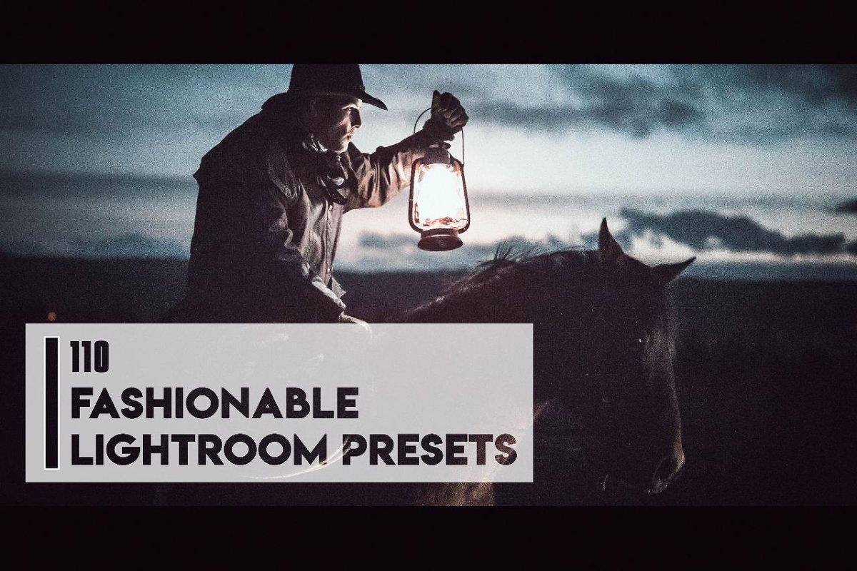 Fashionable Lightroom Presets